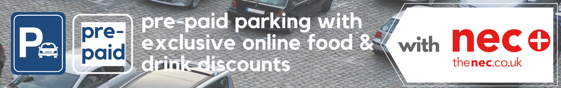 Pre-paid parking with exclusive discounts