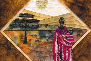 Pat Archibald, textile artist