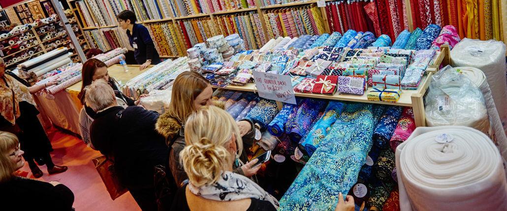 Stalls & Shopping